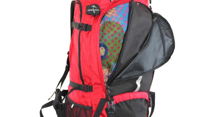 outdoorer atlantis 90 10 backpacker trekkingrucksack test. Black Bedroom Furniture Sets. Home Design Ideas