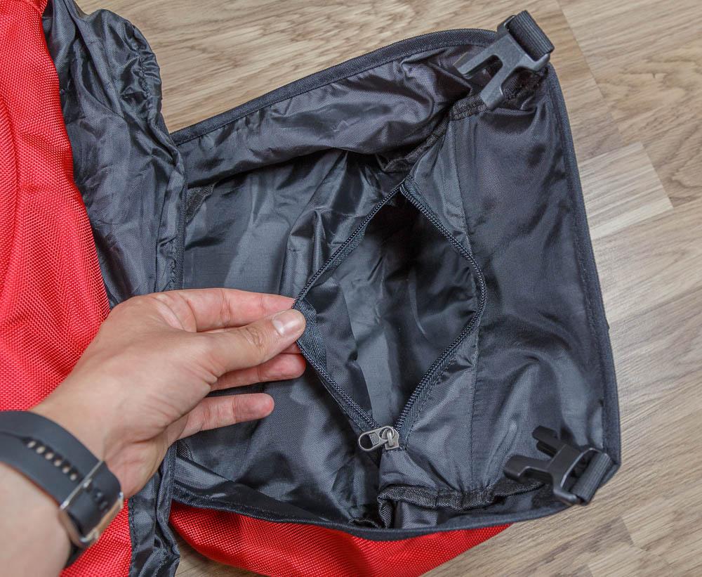 outdoorer atlantis 90 10 trekkingrucksack rucksack test 3. Black Bedroom Furniture Sets. Home Design Ideas
