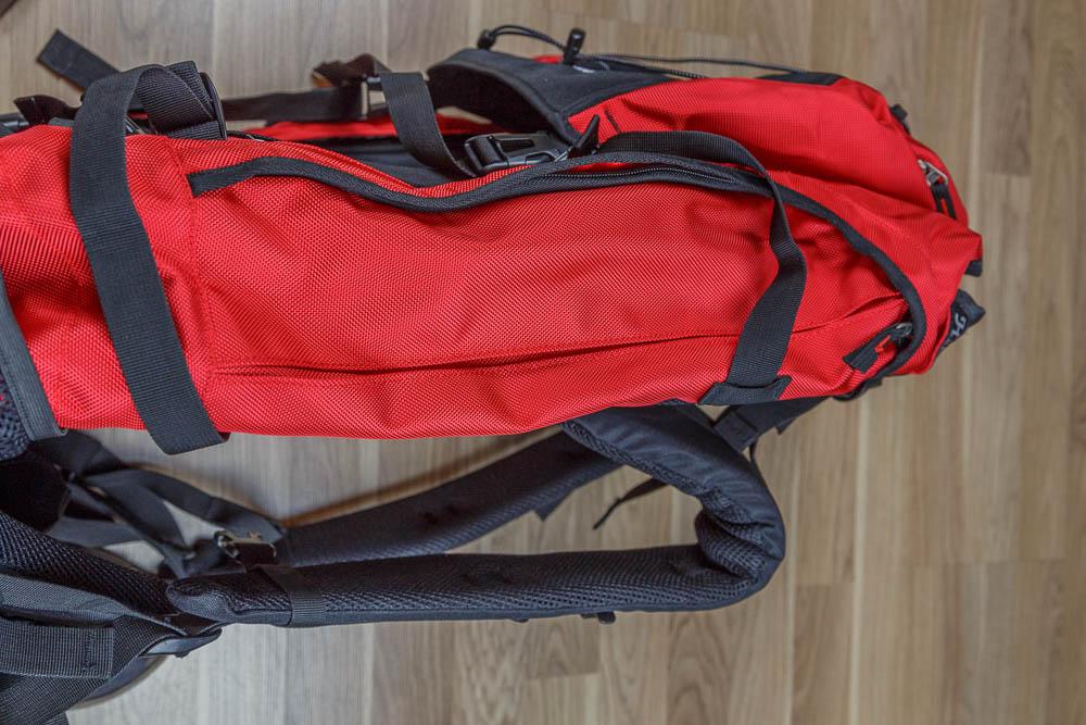 outdoorer atlantis 90 10 trekkingrucksack rucksack test. Black Bedroom Furniture Sets. Home Design Ideas
